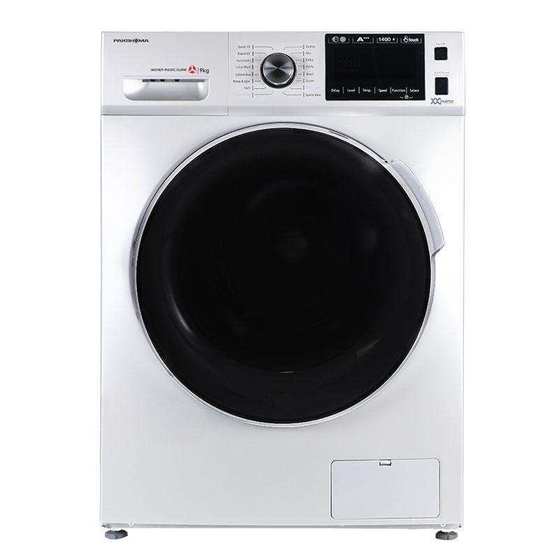 ماشین لباسشویی TFB-94401سفید 9 کیلوگرم