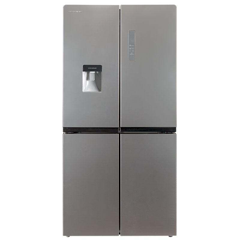 یخچال و فریزر ساید P190 رنگ سیلور