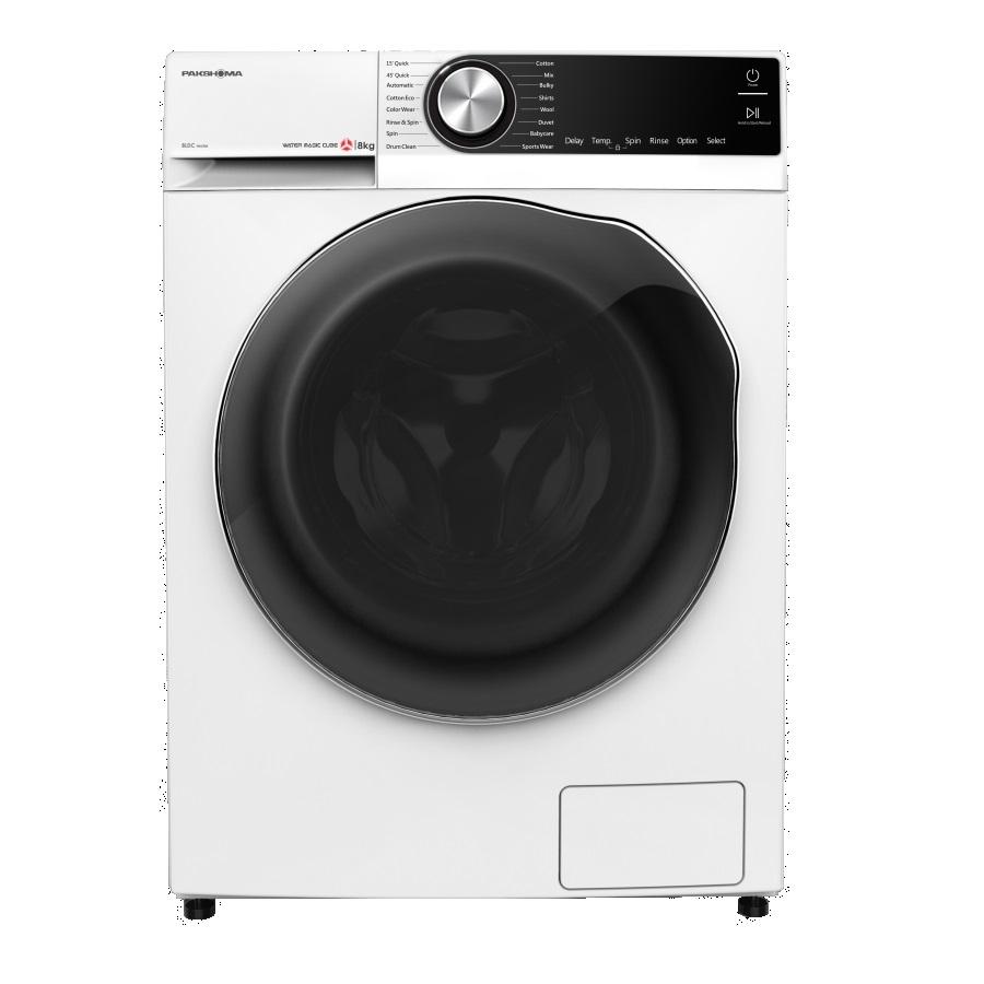 ماشین لباسشویی TFB-85401 سفید 8 کیلوگرمی