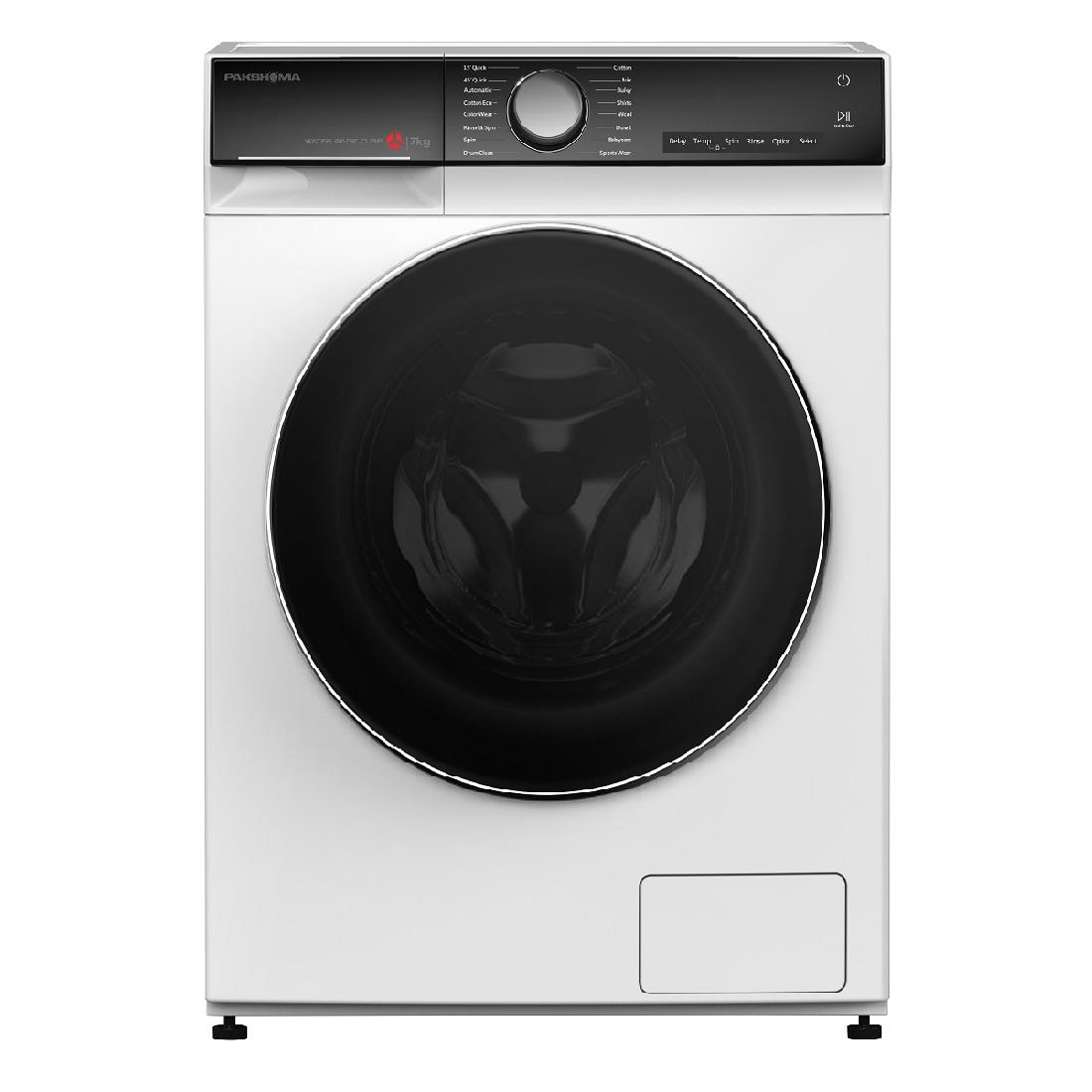 ماشین لباسشویی TFU-75401 سفید 7 کیلوگرمی